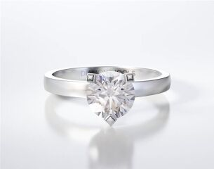 SOLITAIRE RING ENG013